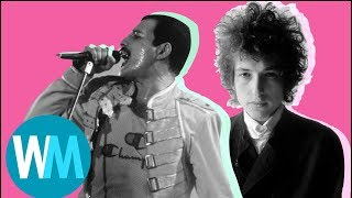 TOP 10 UNIKALNYCH Głosów W Muzyce