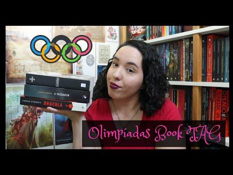Olimpíadas Book TAG (Original) | Raíssa Baldoni