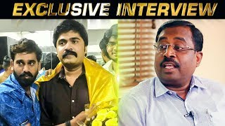 """Simbu does not Respect his Fans"" AAA Producer Michael Rayappan Opens up 