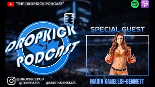 Maria Kanellis On If She's Interested In Wrestling Again
