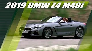 New G29 Bmw Z4 2019 M40i Exterior Interior And Drive