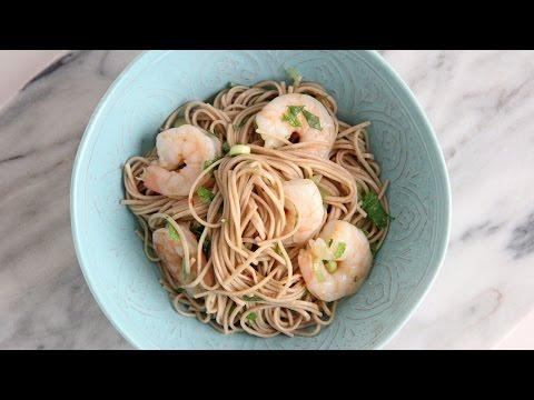 Asian Shrimp and Noodle Salad   Episode1069