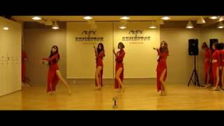Girl's Day - Something Mirrored Dance Practice