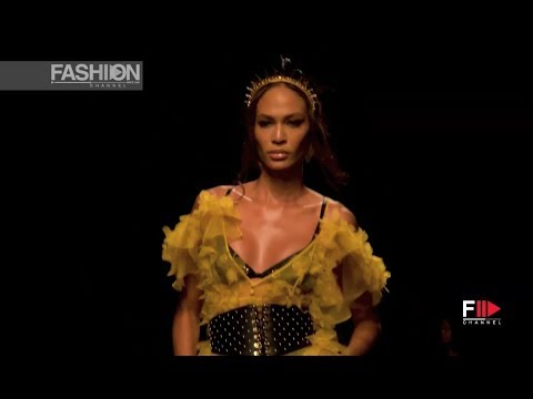 DUNDAS Fall 2019 Haute Couture Paris - Fashion Channel