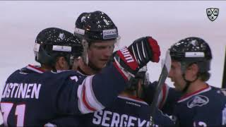 Ak Bars 2 Neftekhimik 1, 21 September 2018