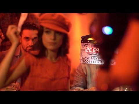 Camila Cabello - #HAVANAtheMOVIE BTS Video #1