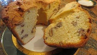 PECAN SAND TORTE CAKE
