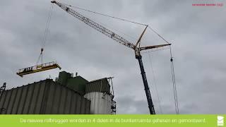 IVM - Hijswerken nieuwe rolbruggen