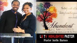 Pastor Justin Barnes