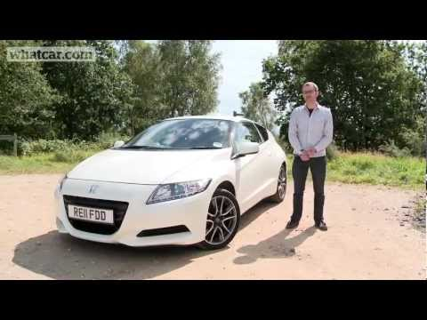 Honda CR-Z long-term test Part 1 -  What Car?