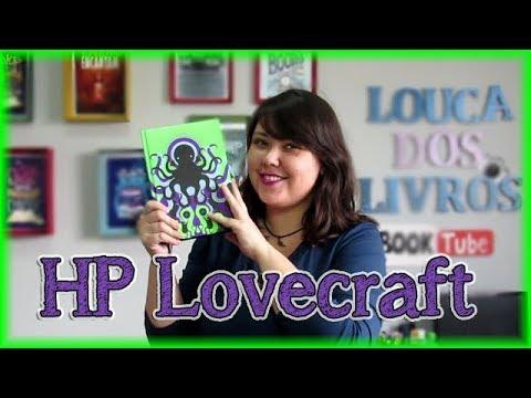 HP Lovecraft - Medo Clássico vol 1 - Folheando e opinando | Louca dos livros 2018