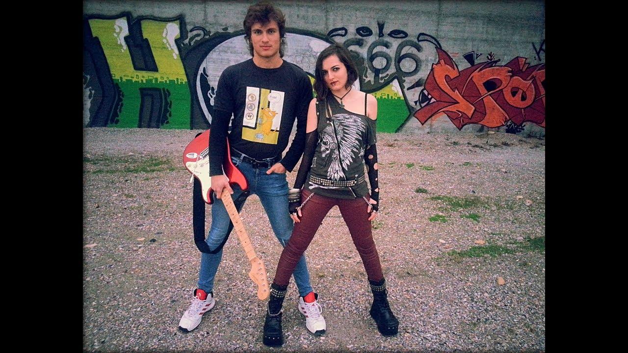 Rock'n'Roll Masterpiece: Don't Wanna B Like U /Vid Song~Red Raptor & Porneia