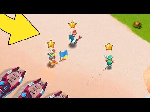 , title : 'My Heroes Are ALL MAXED!! Boom Beach NEW Update Hero Gameplay! (Brick, Kavan, Everspark!)
