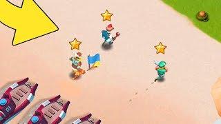 My Heroes Are ALL MAXED!! Boom Beach NEW Update Hero Gameplay! (Brick, Kavan, Everspark!)