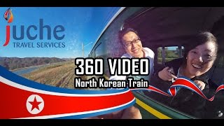 360 Video - 2015 Railway Tour by Juche Travel Services