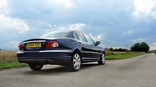 Jaguar X-Type 3.0 AWD (2004) Video Review