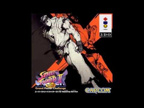 Super Street Fighter II X Turbo Grand Master Challenge Original Soundtrack - Select Character