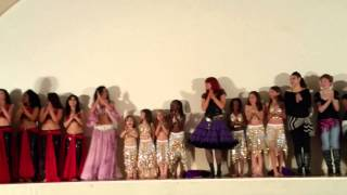 Final....Anais Belly Dance and Fusions ....4th Year Anniversary Gala