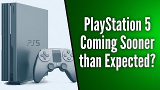 PS5 to Release Sooner than Expected?   Sony Studios Shifting to PS5 Development