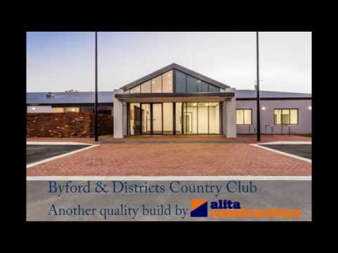 Alita Constructions Completes the Byford and Districts Country Club