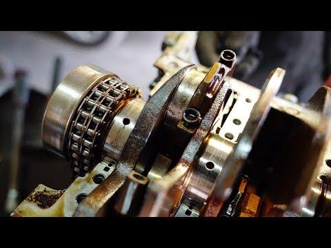 Фото к видео: Что случилось с мотором W8? (Passat B5)