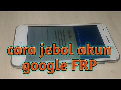 Cara Bypass Google Account Frp Advan I5c Citra Cell Video
