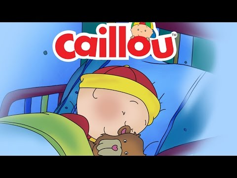 Goodnight Caillou Eduational Game