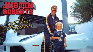 Justin Roberts   Six Figures (feat. Mini Jake Paul)