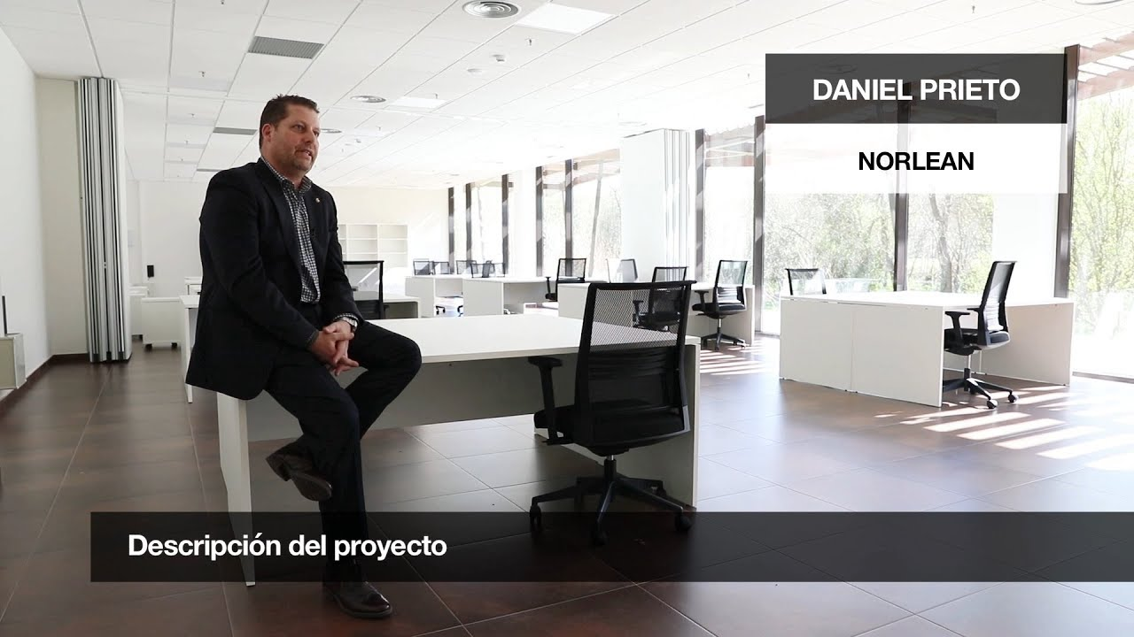 1 innovative project in 1 minute: Norlean Manufacturing & Productividad