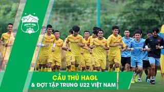 Hành trình đáng nhớ của Quang Nho, Cảnh Anh, Dương Quân và Bảo Toàn tại U22 Việt Nam | HAGL Media