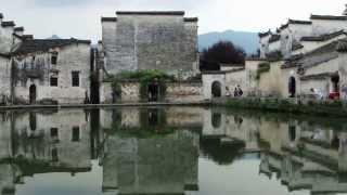 preview picture of video 'Hongcun Village 宏村 - 月沼 day 5 - 51 ( China )'