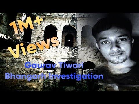 Download Gaurav Tiwari's  Night  stay   in   Bhangarh  Fort - 2012 HD Mp4 3GP Video and MP3
