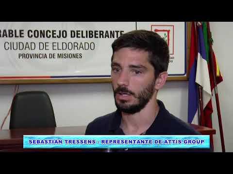 ATTIS GROUP presentó propuestas por mayor conectividad en Eldorado