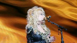 Dolly Parton Live Locarno 14.7.14 Banks of the Ohio
