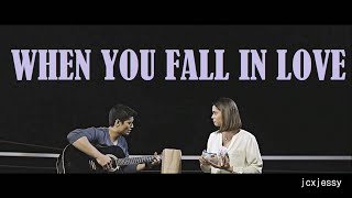 Christian X Grace || When You Fall In Love
