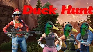 Duck Hunt In Fortnite Creative!
