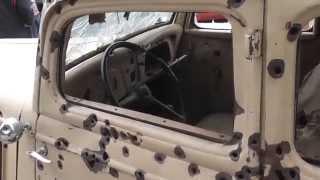 Bonnie and Clyde Ambush Car?