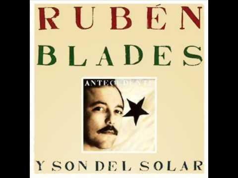 Ruben Blades - TAS CALIENTE.wmv