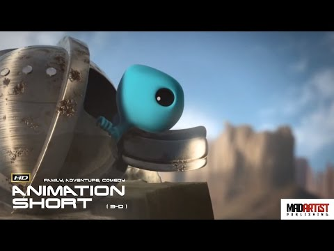 "CGI 3D Animated Short Film ""INVASIONS"" Cute & Funny Adventure Animation by Clément Morin"
