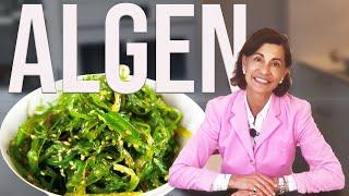 Algen - Superfood oder Gefahr mit Dagmar von Cramm
