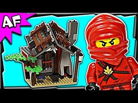 Vidéo LEGO Ninjago 2508 : L'atelier de Kai