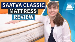 Saatva Mattress Review 2021 - Reviewing The Saatva Classic Model!