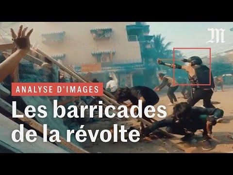 En Birmanie, comment la jeunesse meurt sur des barricades de fortune En Birmanie, comment la jeunesse meurt sur des barricades de fortune