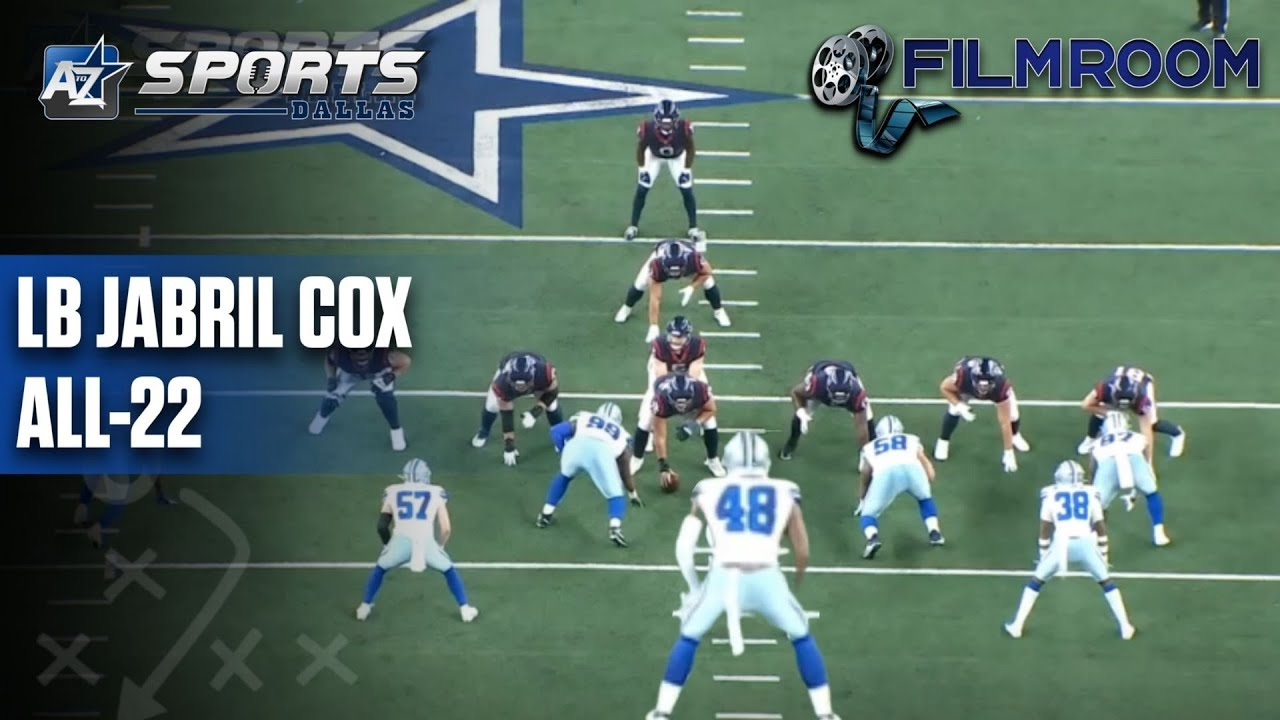 Why Jabril Cox needs to play more