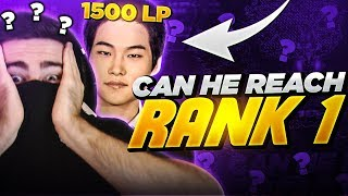 CAN HE DO IT?? *DOPA vs SHOWMAKER* GOING FOR RANK 1 KOREA