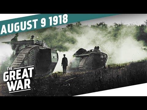 Černý den německé armády - Velká válka