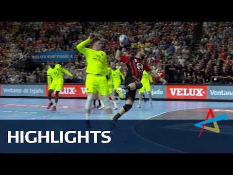 Barça Lassa vs HC Vardar | Highlights | Semi-final | VELUX EHF FINAL4