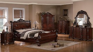 Super 👌 Luxury Wooden Bed Designs That  Everybody Likes 👌👌👌