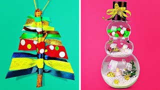 15 LOVELY CHRISTMAS CRAFTS KIDS WILL LOVE TO MAKE