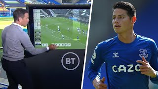 James Rodriguez can take Everton to the next level - here's how!